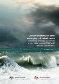 AASB-AUASB Climate-related and other risks cover picture
