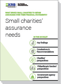 Small Charities Assurance Needs cover